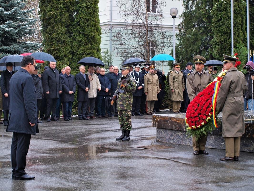 FOTO - La mulţi ani, Forţelor Terestre din Armata României!