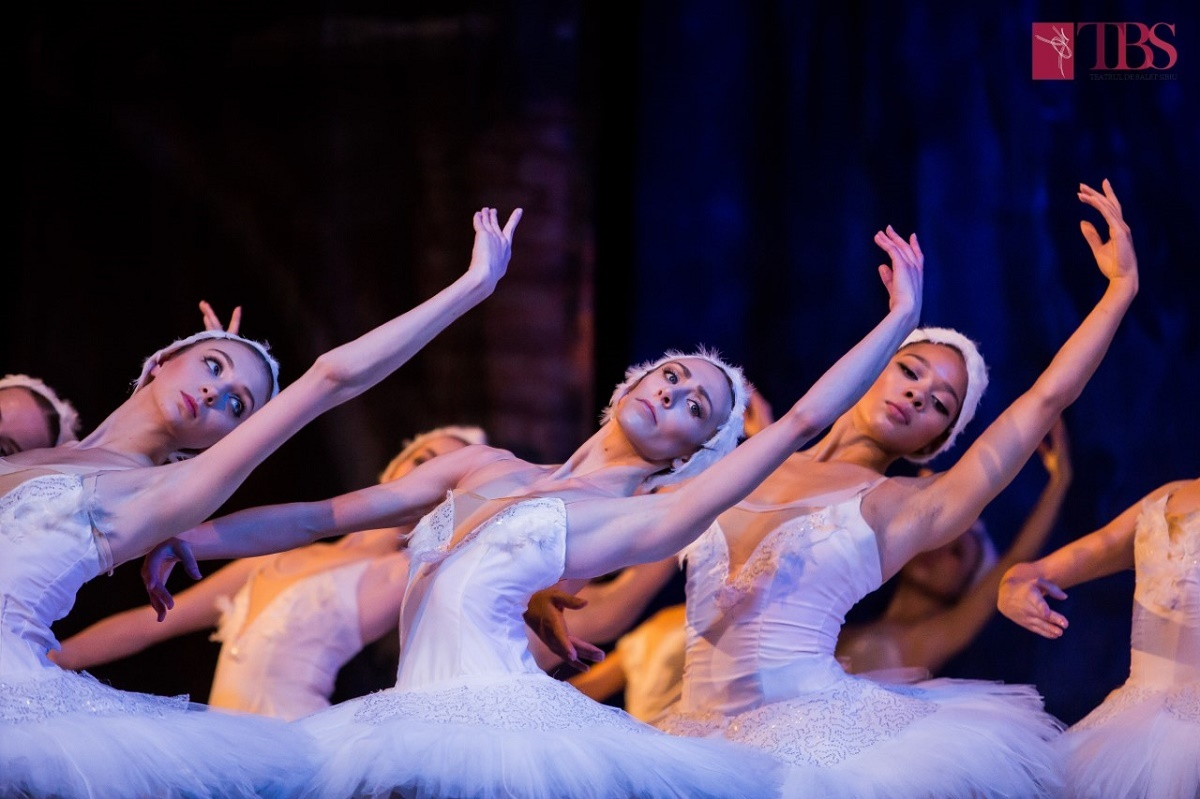 Teatrul de Balet Sibiu dansează la Paris