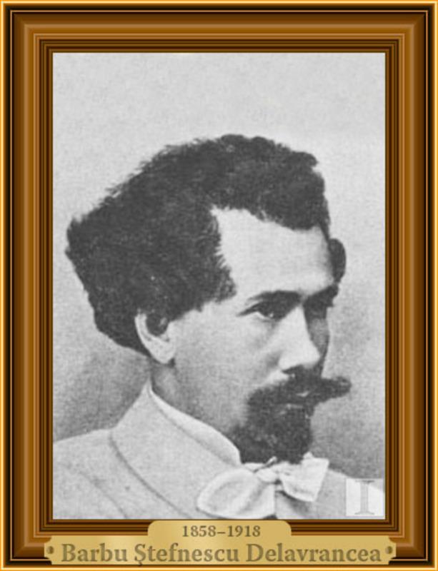 In memoriam, Barbu Ştefănescu Delavrancea (n.11 apr.1858, Buc.-29 apr.1918, Iaşi)