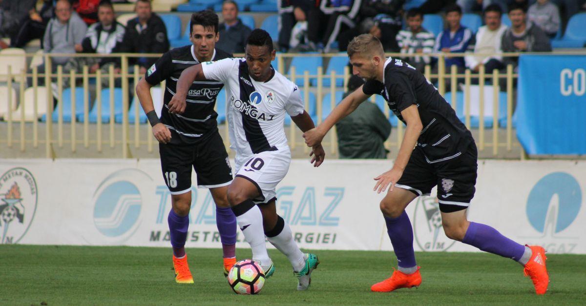 ACS Poli Timişoara - Gaz Metan 1-0: Lovitură încasată în final