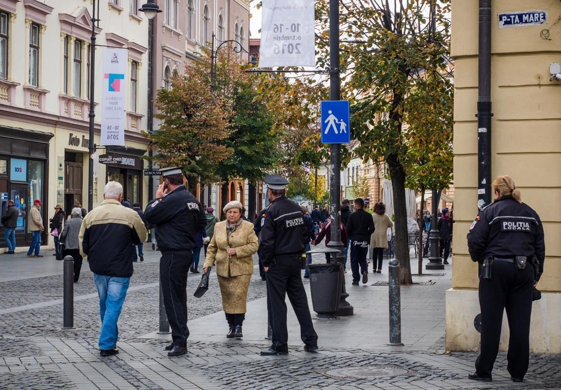 Poliția Locală a dublat numărul de amenzi în primele luni din 2017