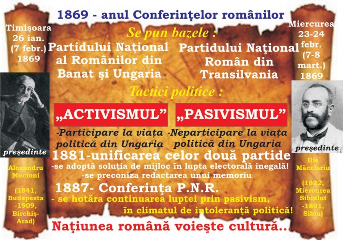 2017-Anul tribuniştilor memorandişti (XVIII):Redactor pe viaţă? Naţiunea română voieşte cultură ... omogenă în sânul Carpaţilor şi pe malurile Dunării bătrâne!