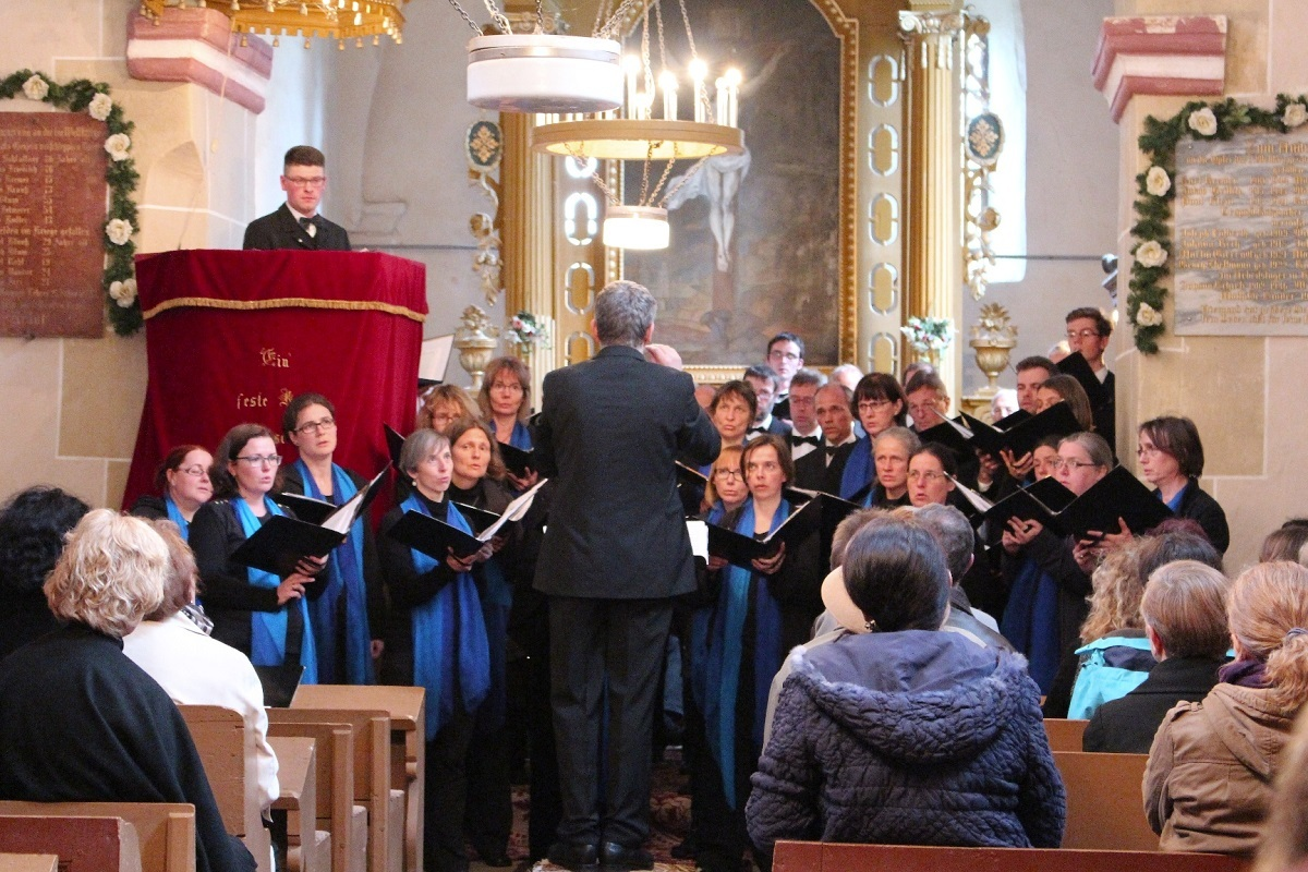 FOTO: Eveniment artistic excepţional, la Biserica Evanghelică Avrig