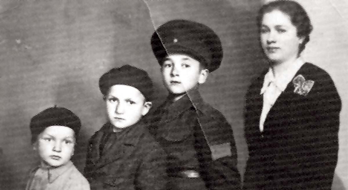 Amintirile de pe front ale unui sibian 9 Mai 1945