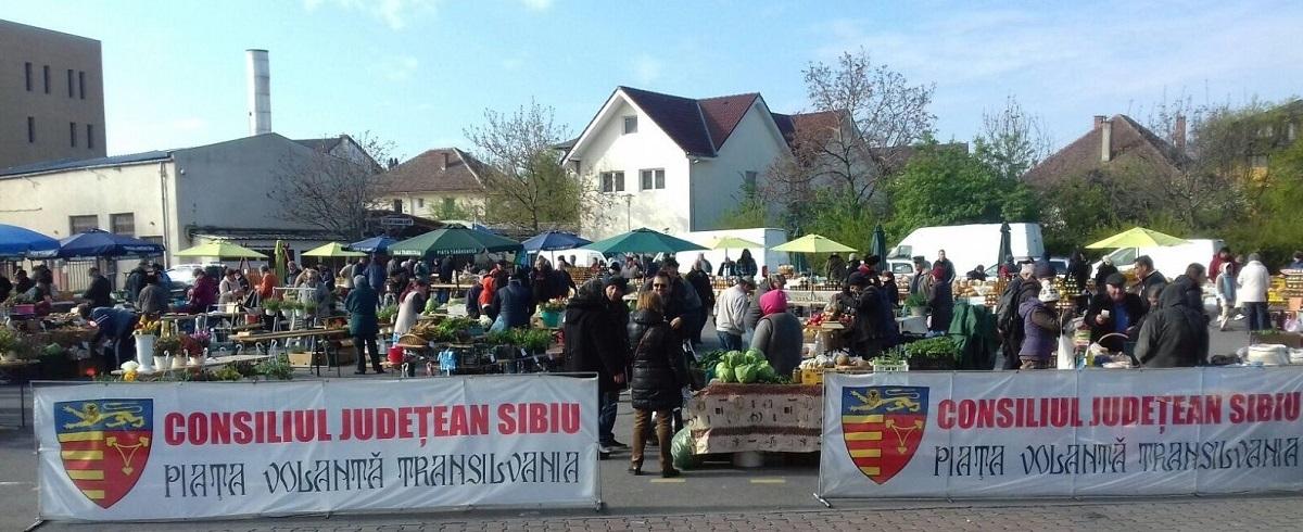 Reguli noi în Piaţa Volantă Transilvania. Atenție la etichetă!
