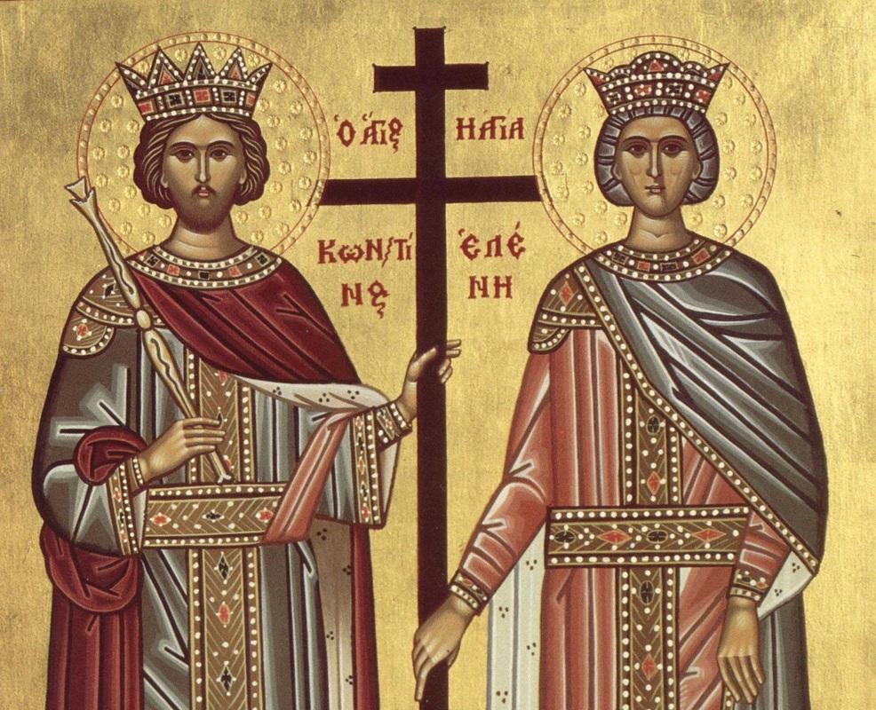 Sibienii care poartă numele Sf. Constantin și Elena își sărbătoresc duminică onomastica