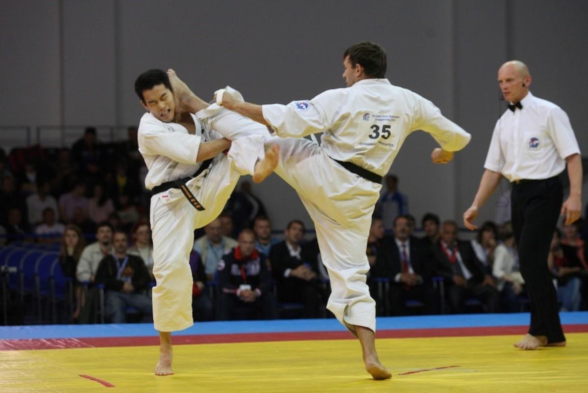 Votează echipa României la Campionatul Mondial de Karate Kyokushin