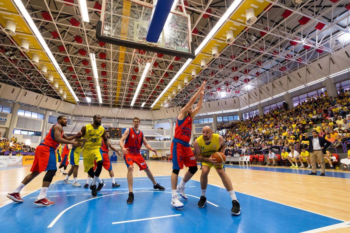 BC CSU Sibiu - CSM CSU Oradea 69-63 în finala mică