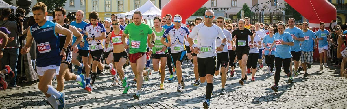 Andreas Huber va alerga în scop umanitar