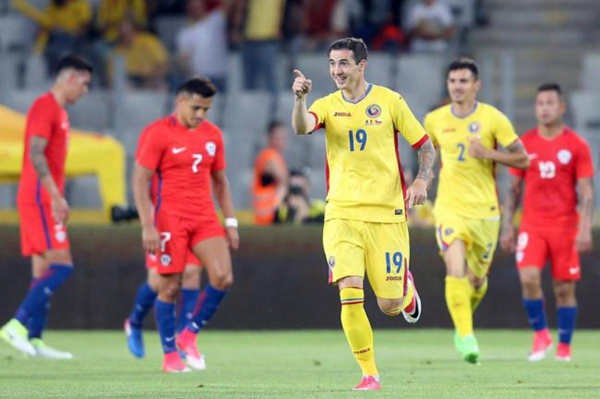 România - Chile 3-2: Remontada împotriva campioanei Americii de Sud