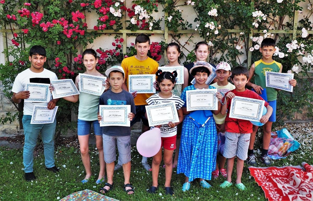 13, număr cu noroc la SOS Satele Copiilor Cisnădie