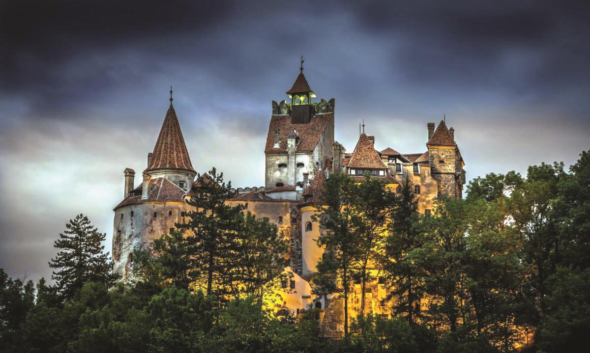 Un castel din România, printre cele mai frumoase din Europa