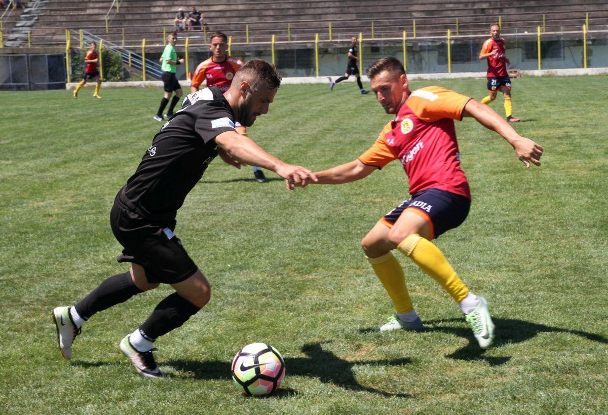 (FOTO) FC Hermannstadt, victorie cu o fostă campioană a României