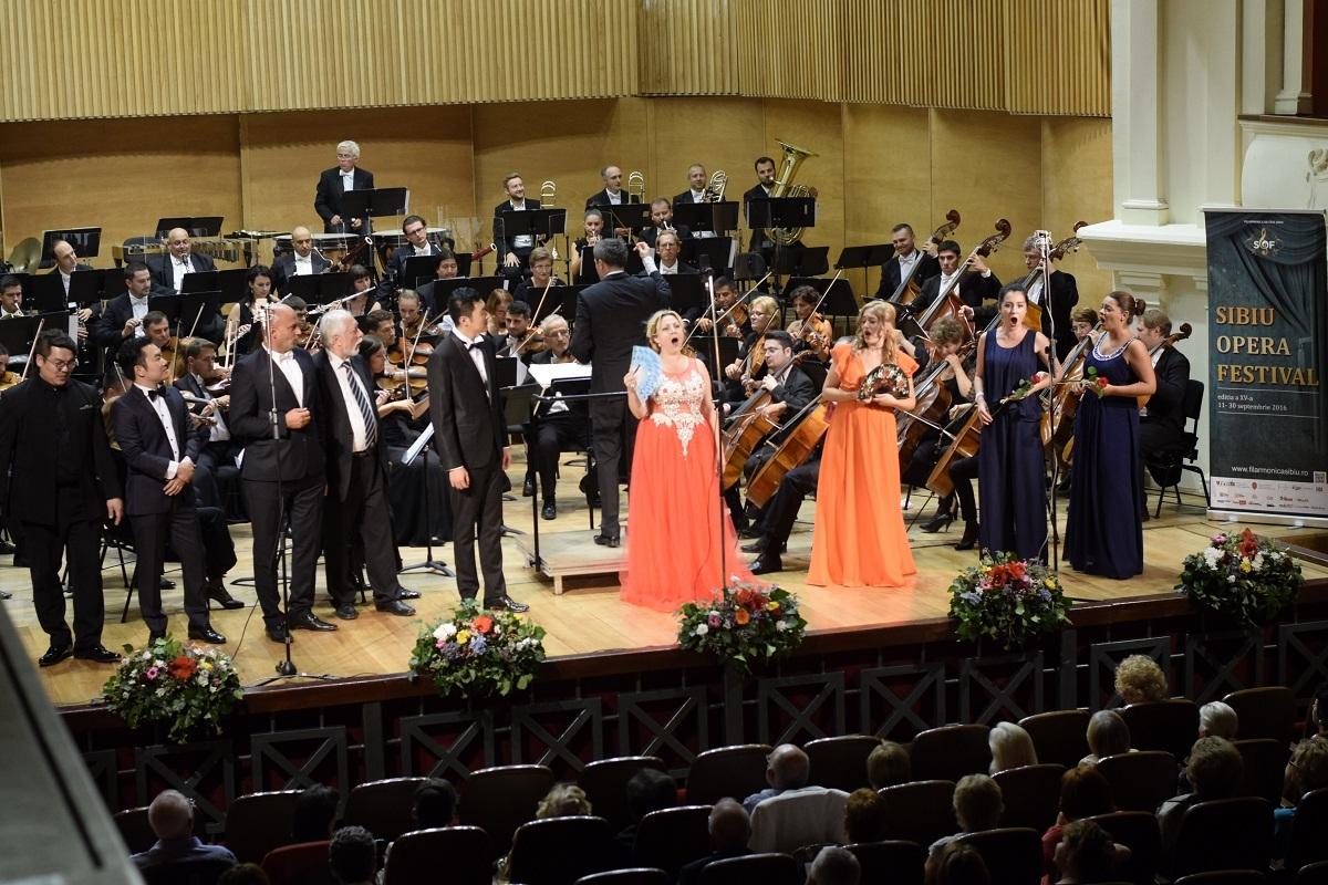 Peste 700 de artişti la Sibiu Opera Festival. Luni se pun în vânzare biletele