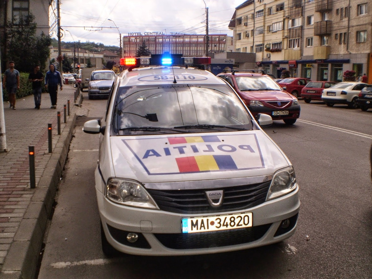 Acțiuni mari ale Poliției Rutiere