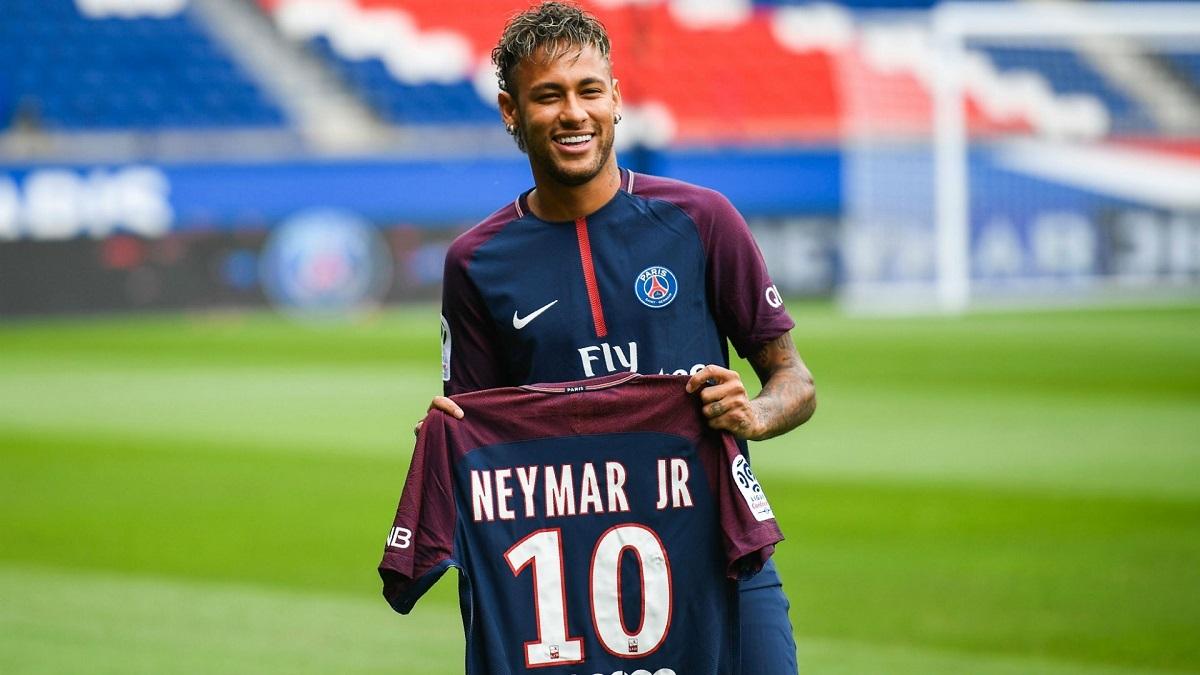 E oficial! Neymar, la PSG!