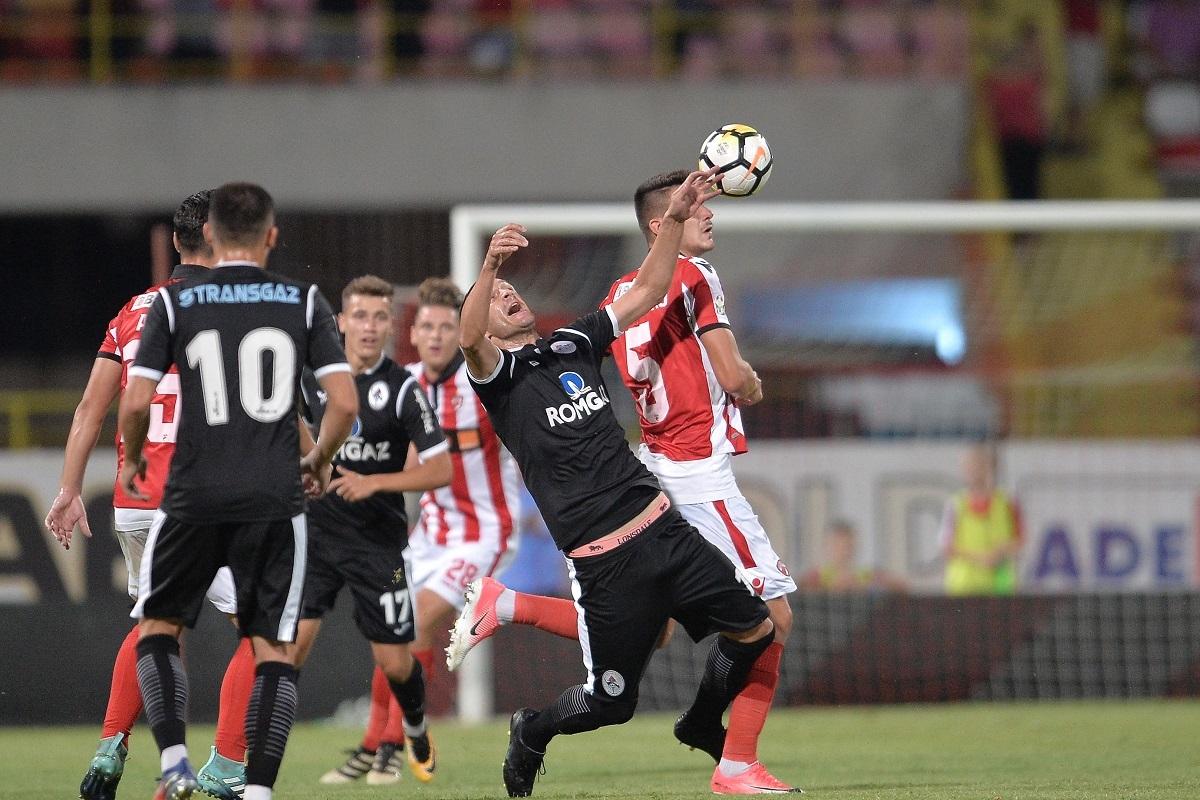 Liga 1 Betano / Dinamo - Gaz Metan 3-1: Înfrângere programată. Primul gol după 360 de minute!