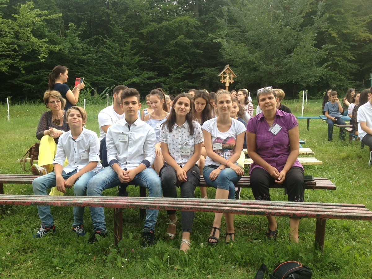 Elevii din Cisnădie, campioni la proiecte de mediu