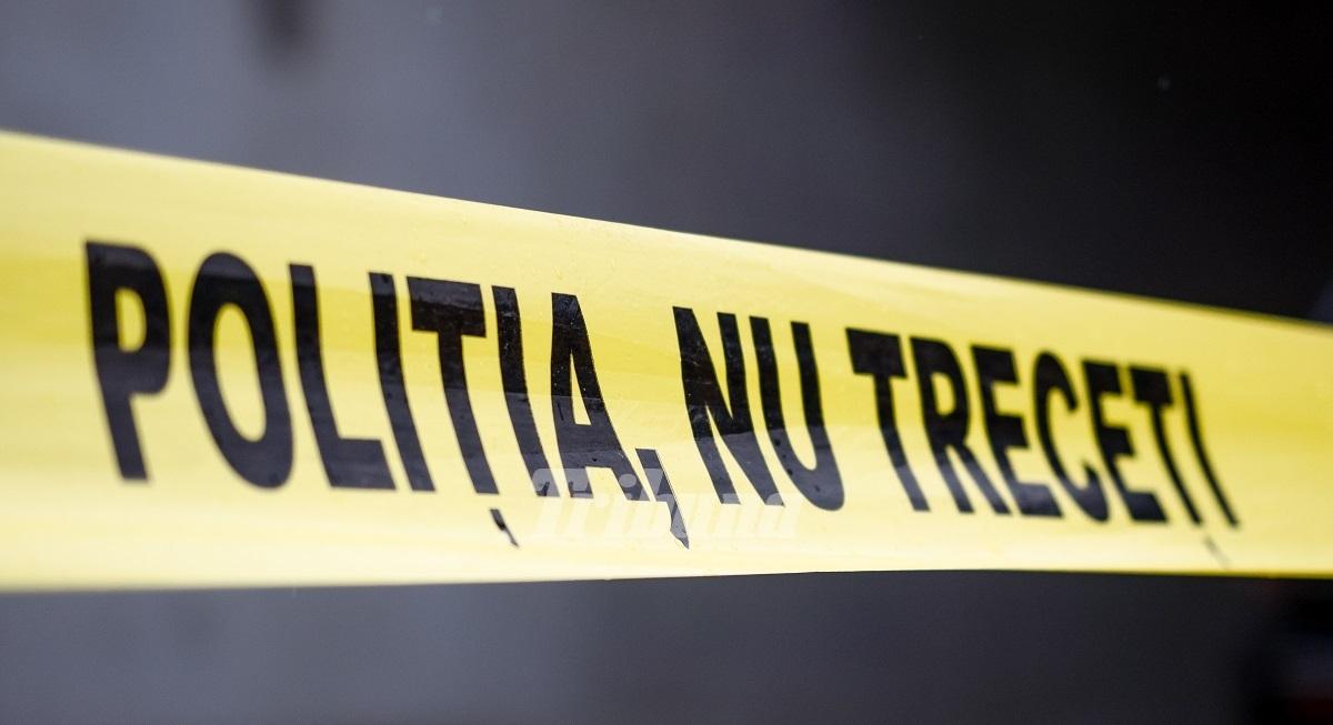 Un tată și-a înjunghiat fiul, la Poplaca