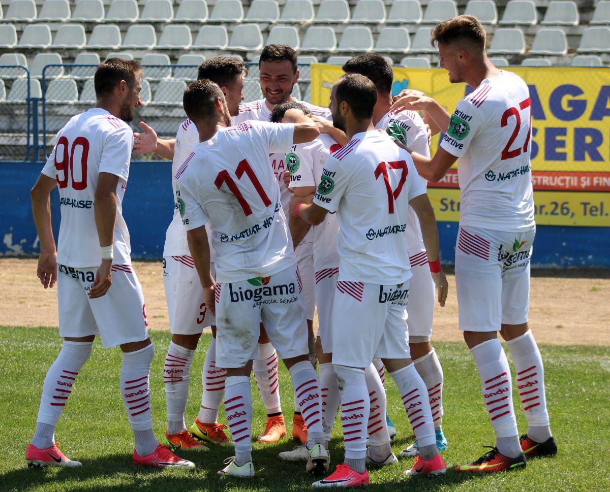 (LIVETEXT) FC Hermannstadt - Dunărea Călărași 2-1: Tătar aduce victoria în ultimul minut