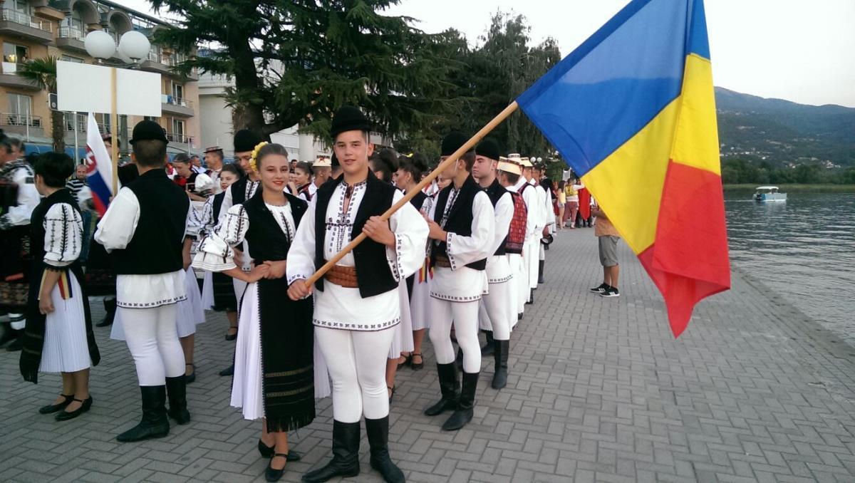 """""""Ceata Junilor"""", la Festivalul """"Ohrid Sun"""" din Macedonia"""
