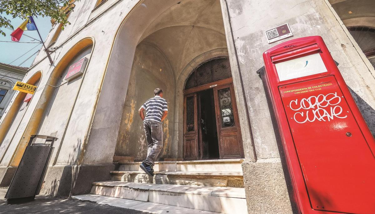Testează-ţi vigilenţa gratuit, la Poşta de pe Mitropoliei