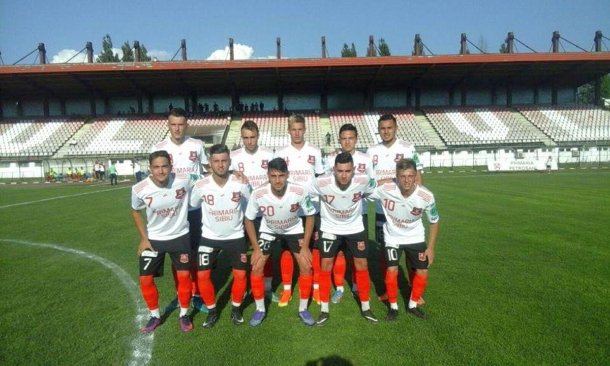 Liga 3, ACS Şirineasa - FC Hermannstadt II 3-0: Eşec la debut