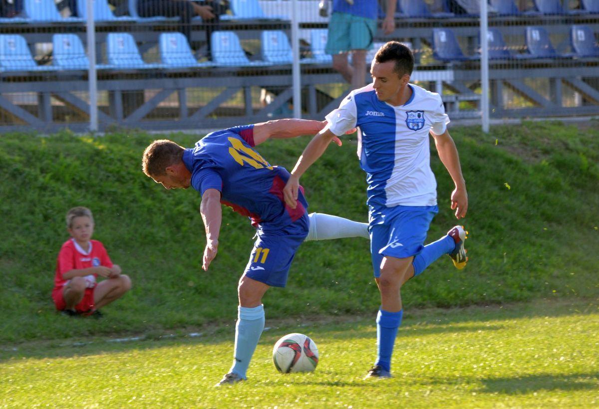 Liga 3, FC Avrig - Metalurgistul Cugir 0-1: Diferenţă făcută de un autogol
