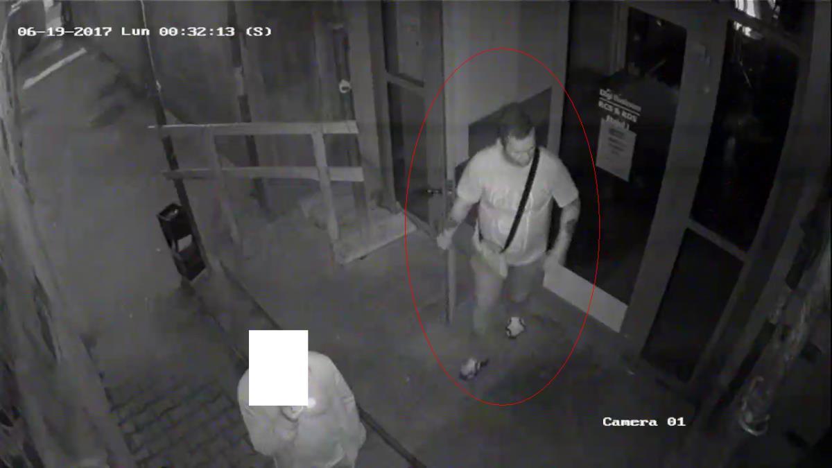 Poliţia solicită sprijinul sibienilor pentru prinderea unui hoţ!