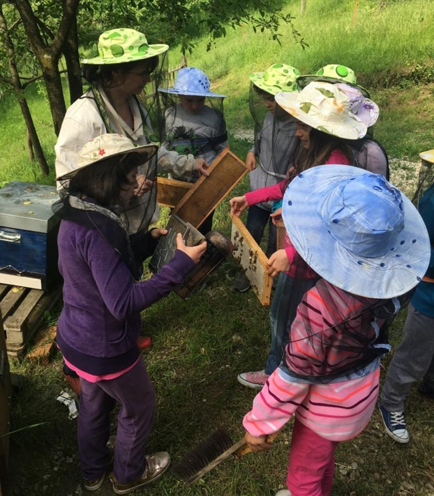 Copiii din Centrul de plasament Orlat au sărbătorit