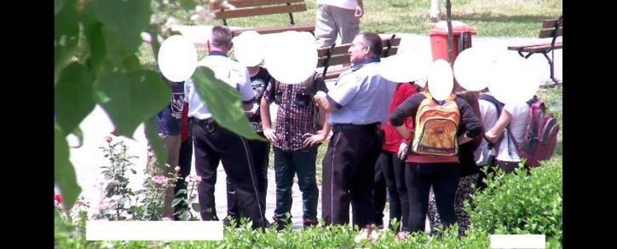 Aproape 500 de medieșeni legitimați de Poliția Locală