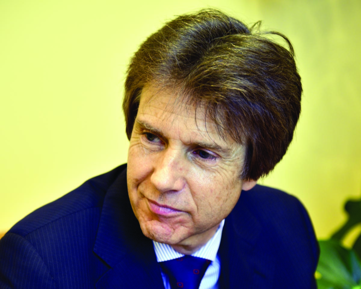 Hans E. Tischler, consulul RF Germania la Sibiu: Transilvania are un imens potenţial turistic