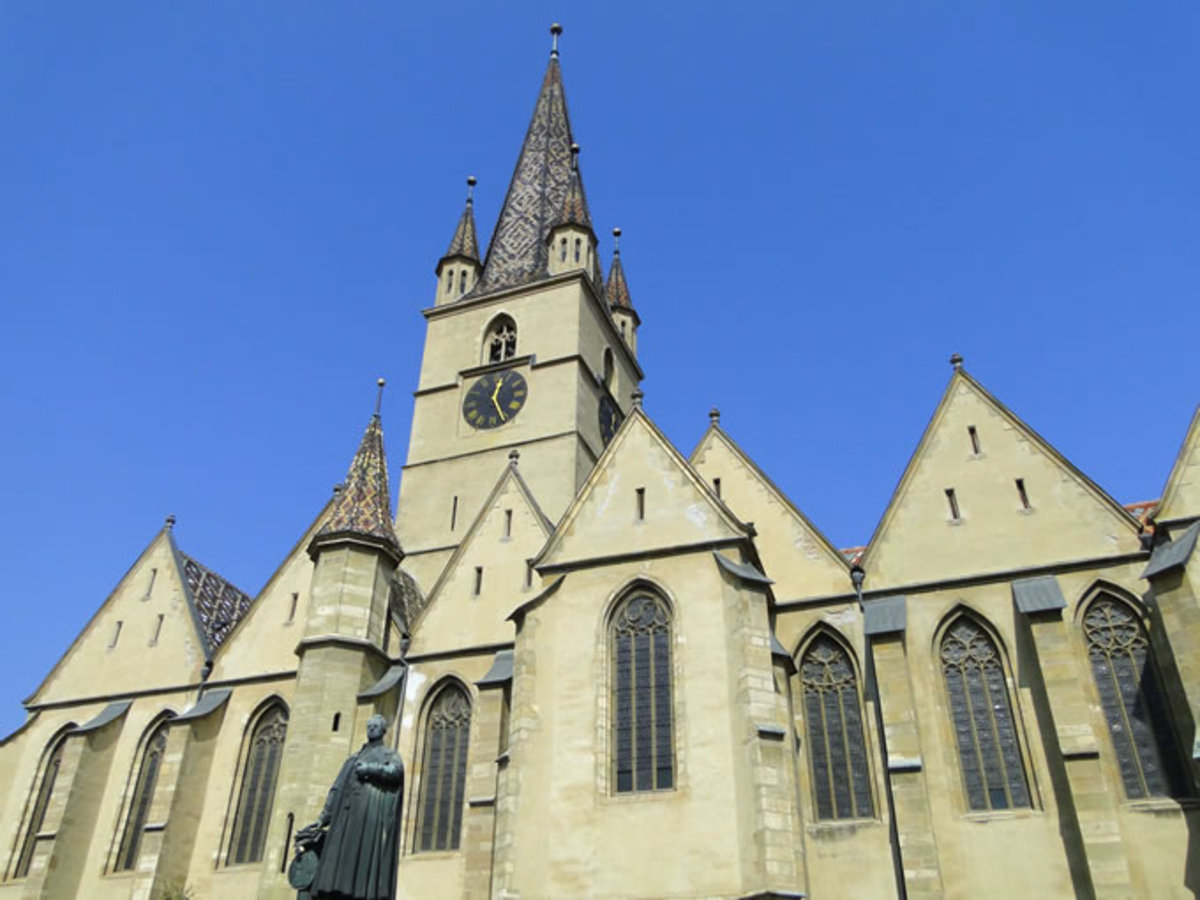 Sibiul şi Luxemburgul sărbătoresc zece ani de prietenie prin două concerte, la Biserica Evanghelică