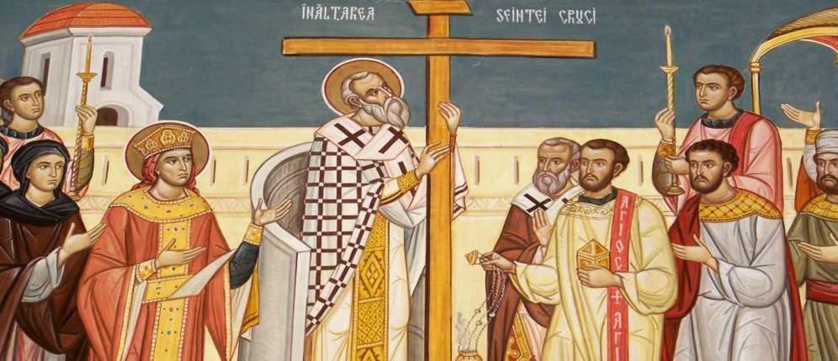 Sărbători creştine: Înălţarea Sfintei Cruci