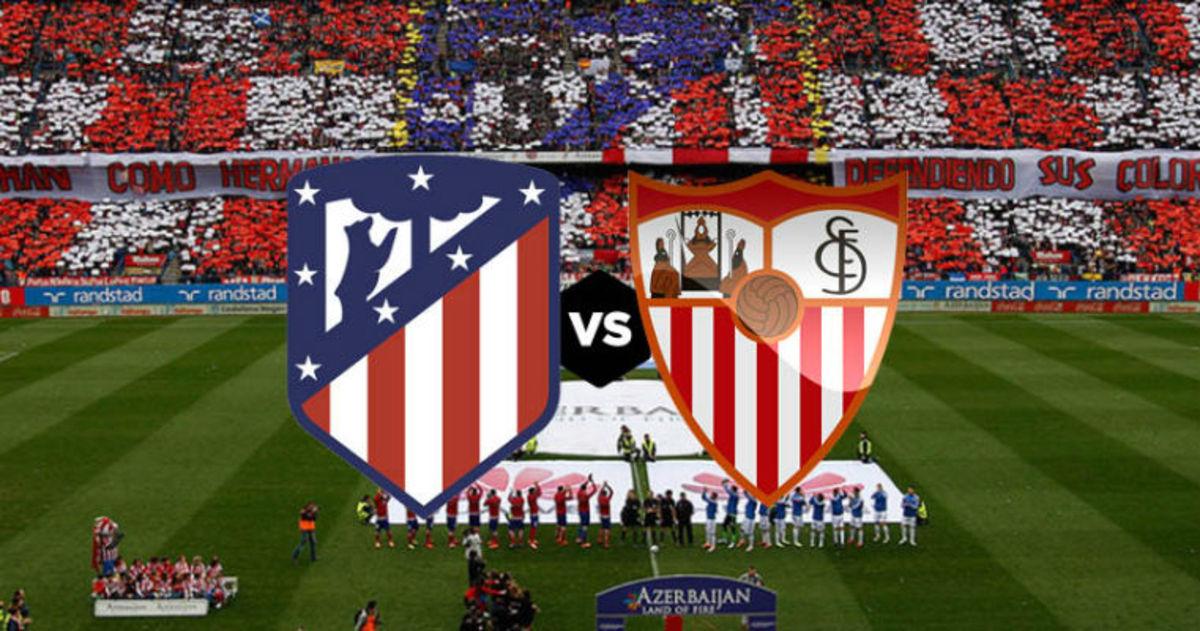 Ponturi recomandate la Atletico Madrid vs Sevilla
