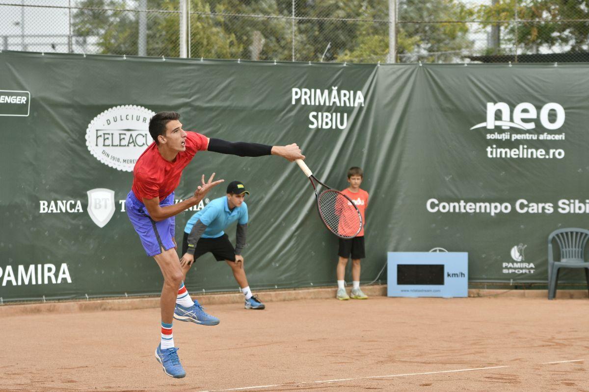 Surprize mari la Sibiu Open: Tommy Robredo și favoritul 2, sârbul Djere, eliminați în primul tur! Victor Cornea, victorie dramatică la dublu în fața lui Ungur!