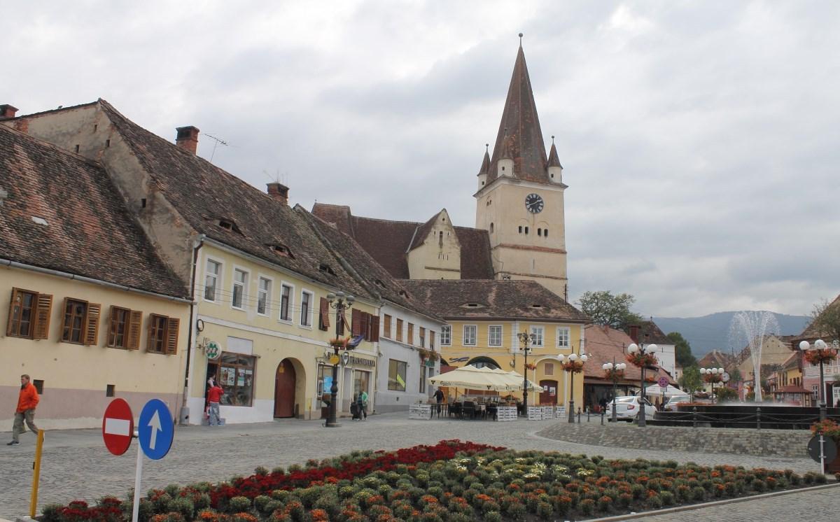 Foto: Unde să evadezi din gălăgia Sibiului: la Cisnădie!