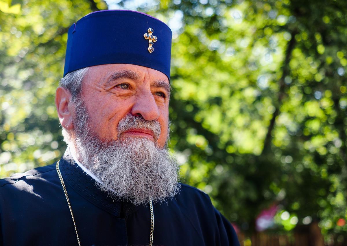 Mitropolitul Ardealului împlineşte 70 de ani