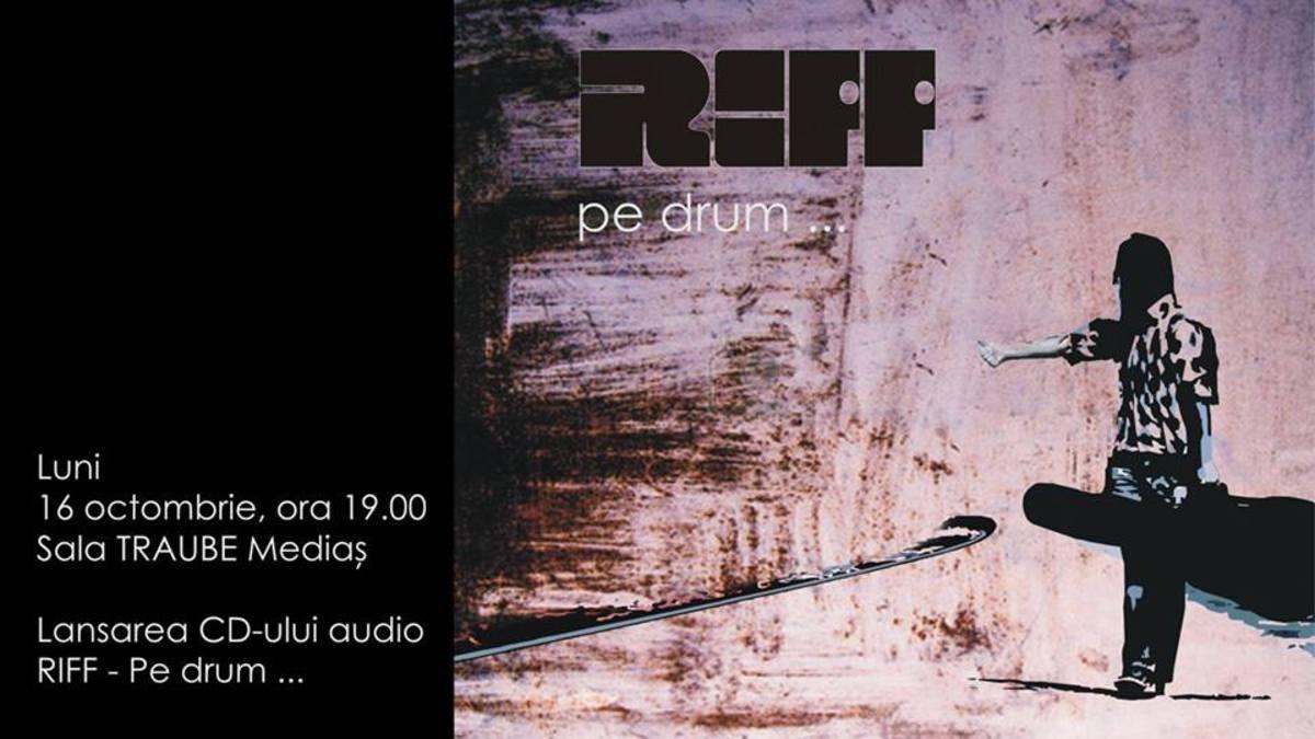 Lansare de album RIFF, la Mediaș