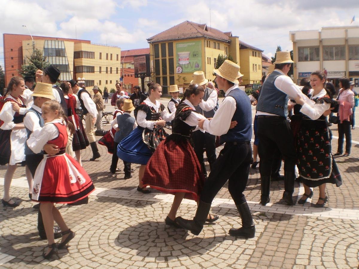 Zilele Culturii Maghiare din județul Sibiu încep în 14 octombrie