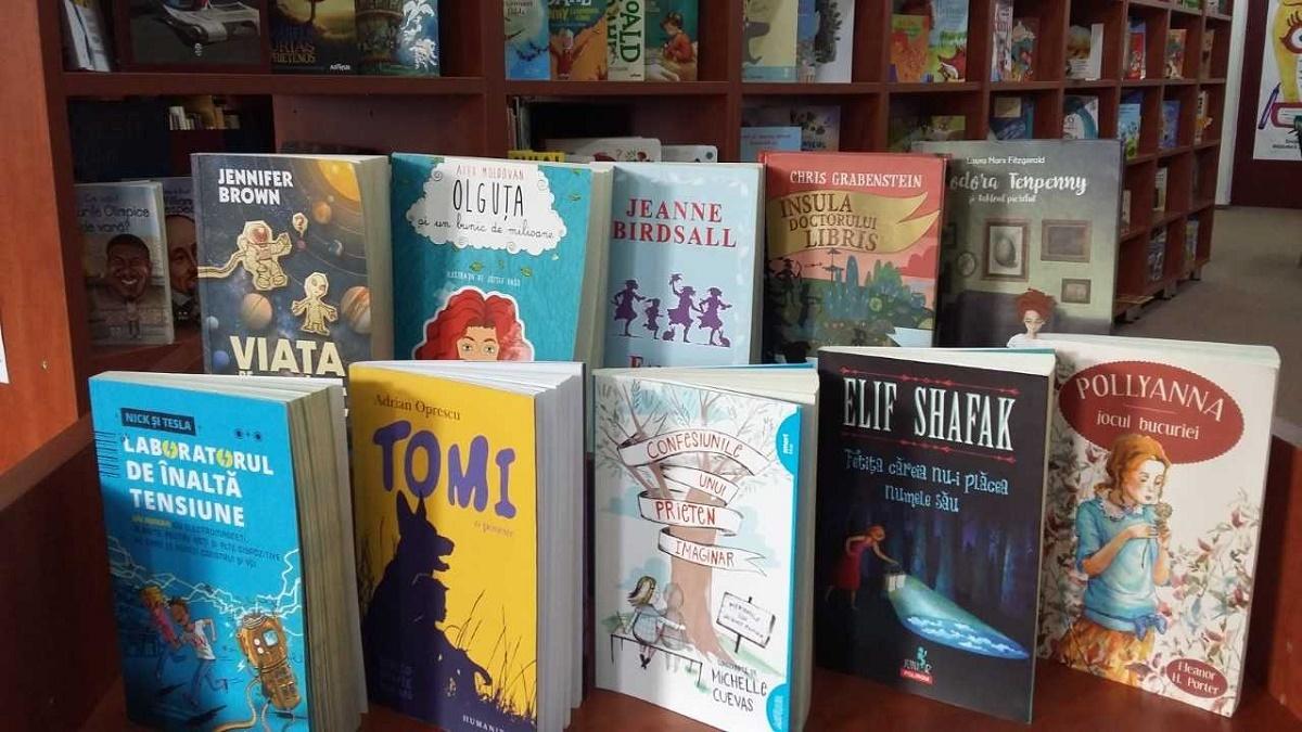"""""""Bătălia Cărților"""" a ajuns la final. Biblioteca ASTRA premiază finaliştii, pe 24 octombrie"""