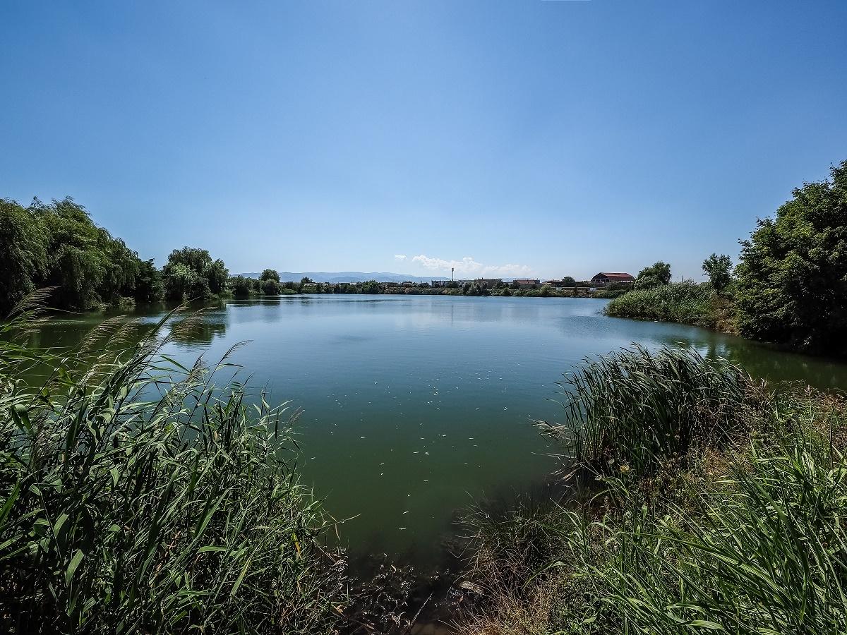 Primăria prezintă proiectul pentru Lacul lui Binder: sporturi nautice, plajă, scenă plutitoare şi amfiteatru
