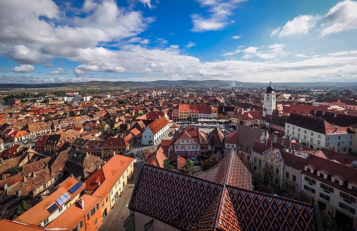 Sibiul - primul din regiunea Centru cu Strategia Urbană de Dezvoltare și Planul de Mobilitate aprobate. Proiecte pentru mobilitate, creșe, grădinițe și școli!
