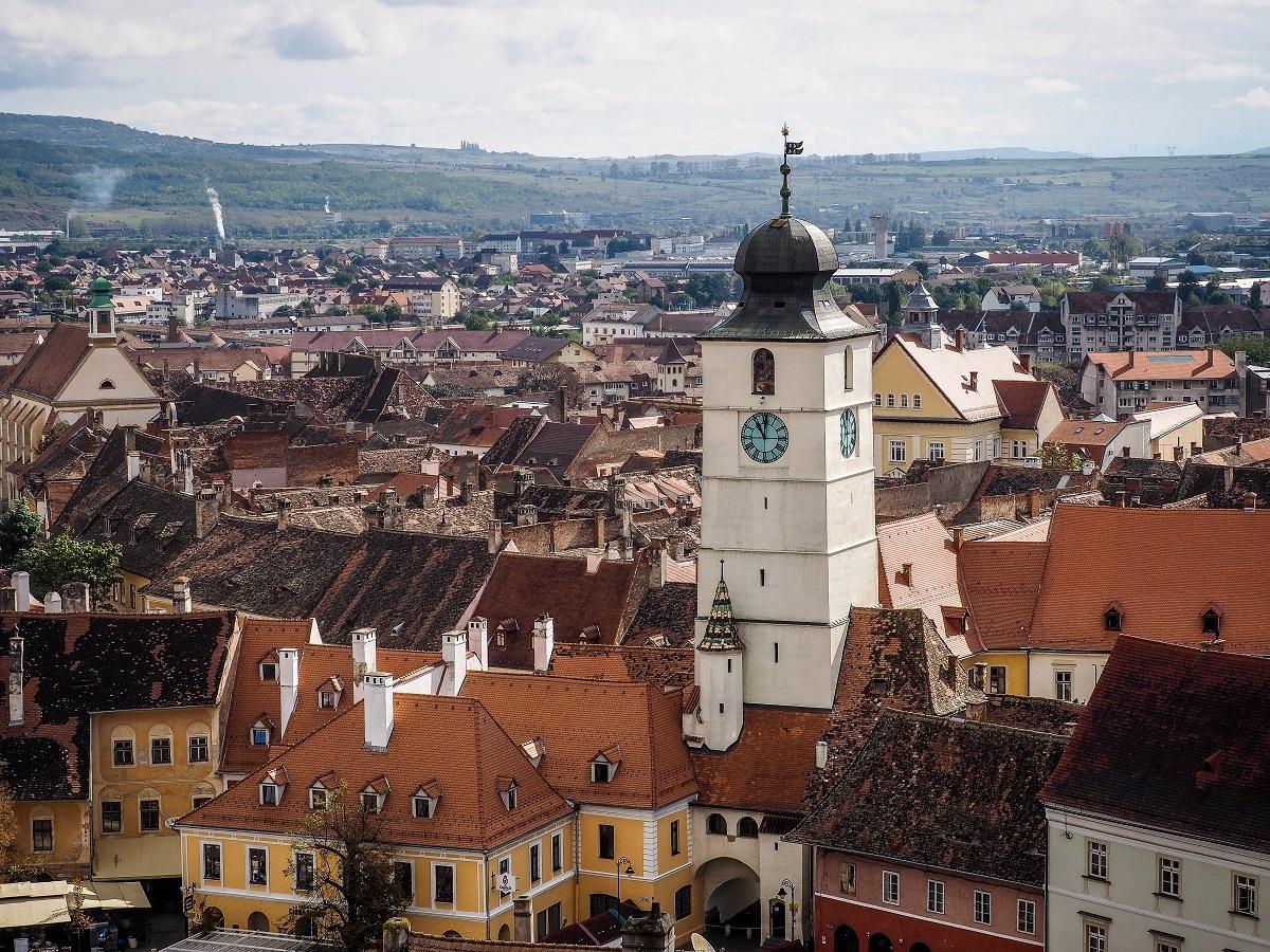 Sibiul se vrea transformat într-un Silicon Valley românesc