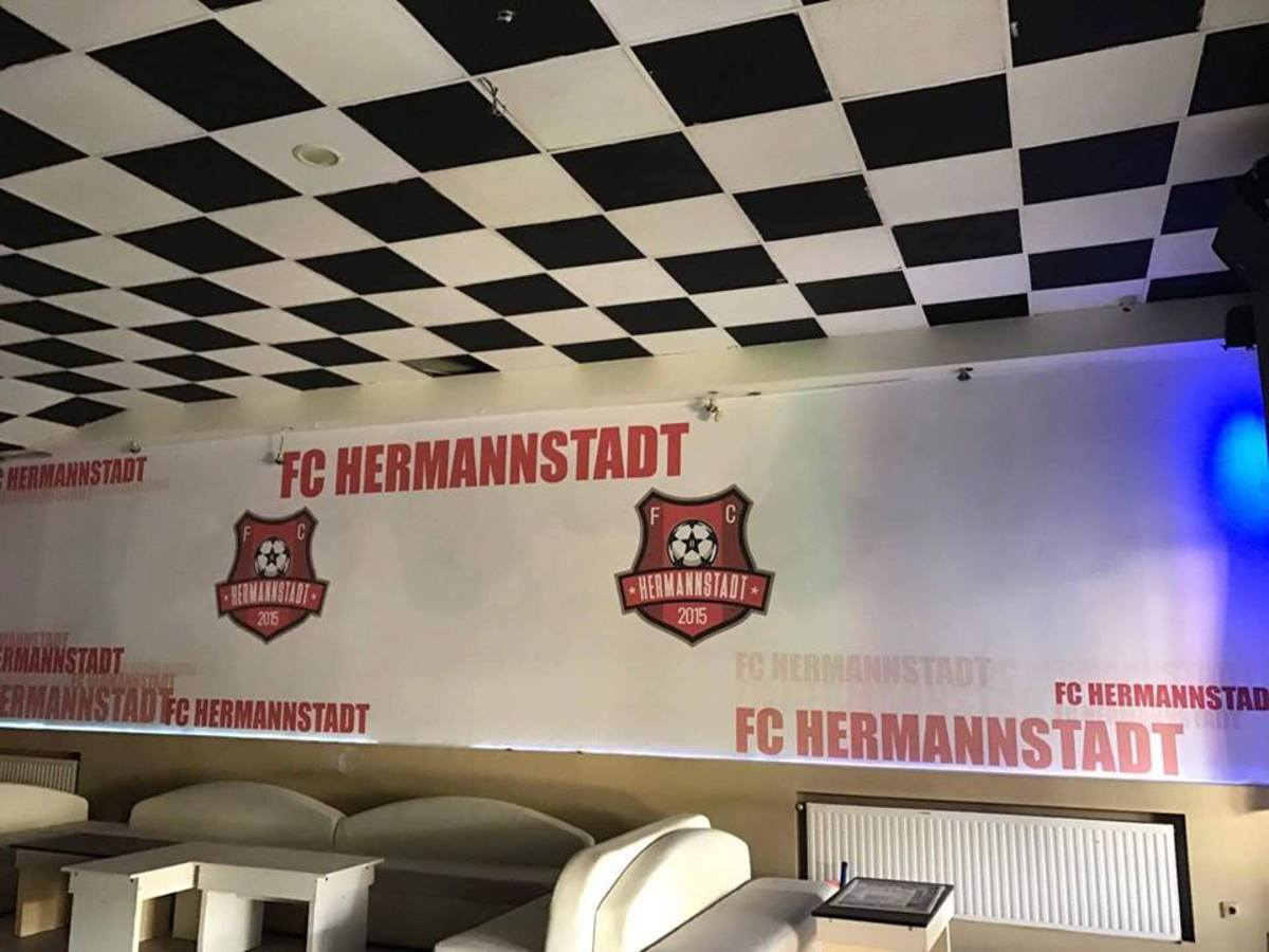 FC Hermannstadt își inaugurează astăzi Fan Club-ul