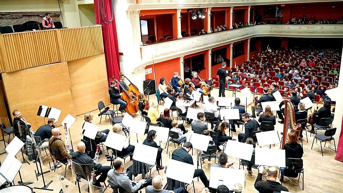 Muzică clasică pe înțelesul elevilor, la Classic Junior Festival
