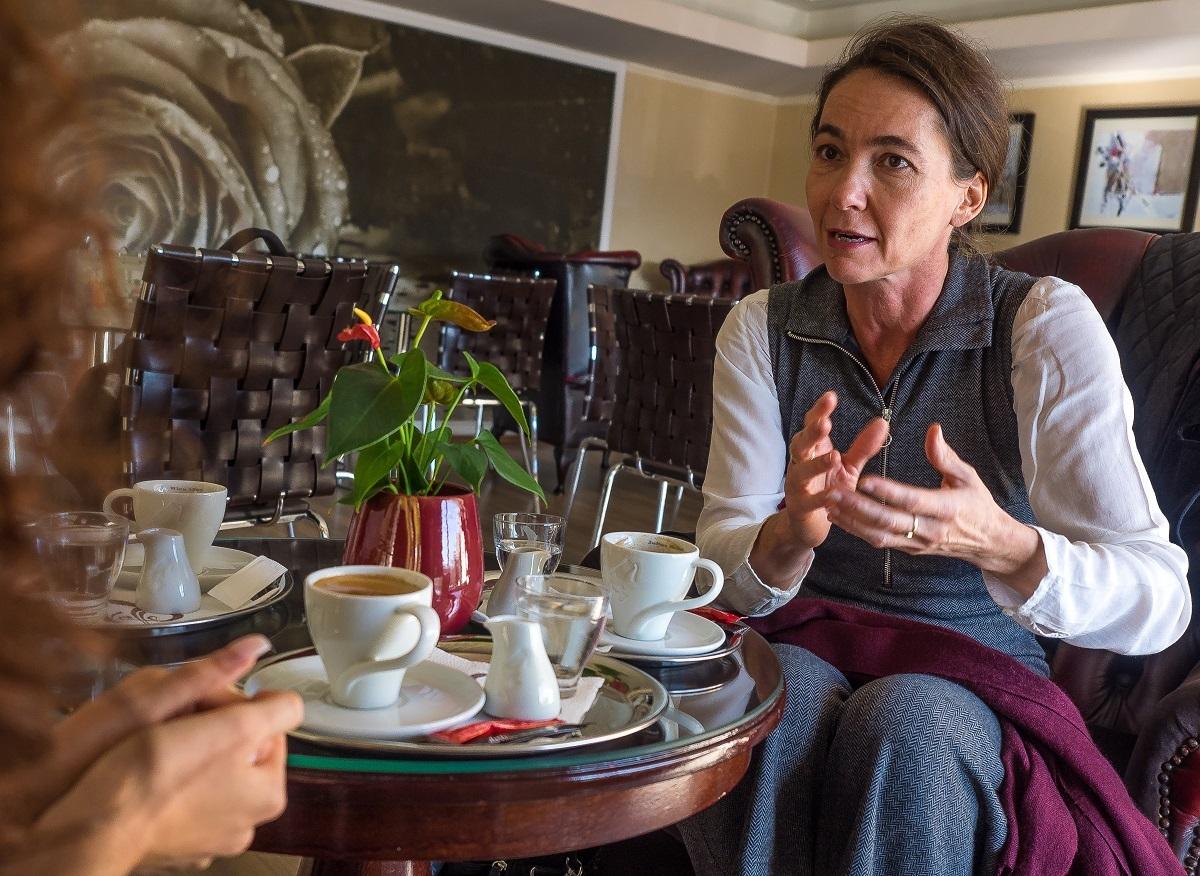 Profesor universitar din Slovenia, în căutarea originilor familiei, în Sibiu