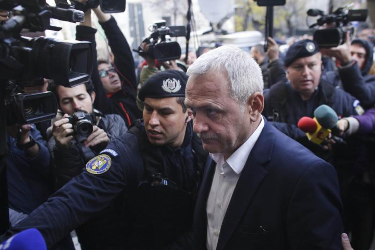 """DNA: """"Suspectul Liviu Nicolae Dragnea a inițiat un grup infracțional organizat, care acționează și în prezent"""""""