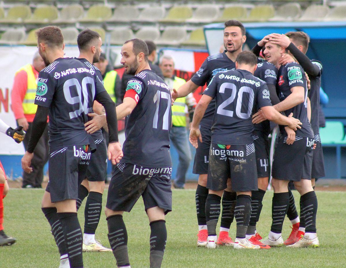 (FOTO) FC Hermannstadt - Academica Clinceni 2-0: Misiune îndeplinită