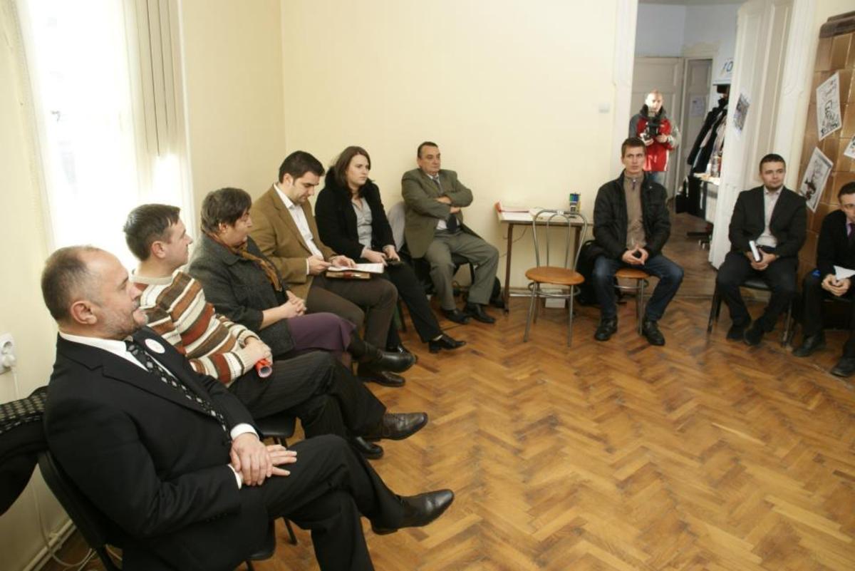 Spectacole şi dezbateri, de Zilele Centrului de Tineret Sibiu